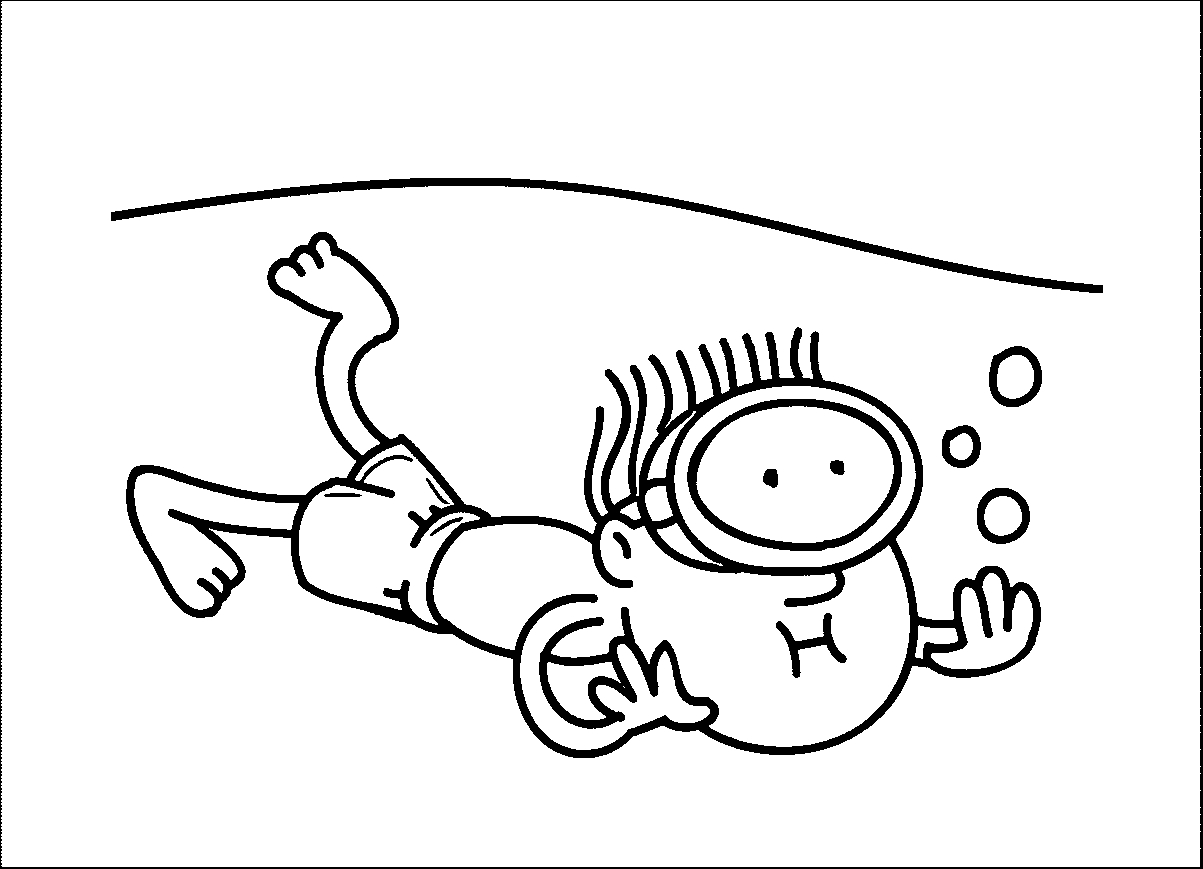 1203x869 Best Of Swimmer Coloring Page Collection Printable Coloring Sheet