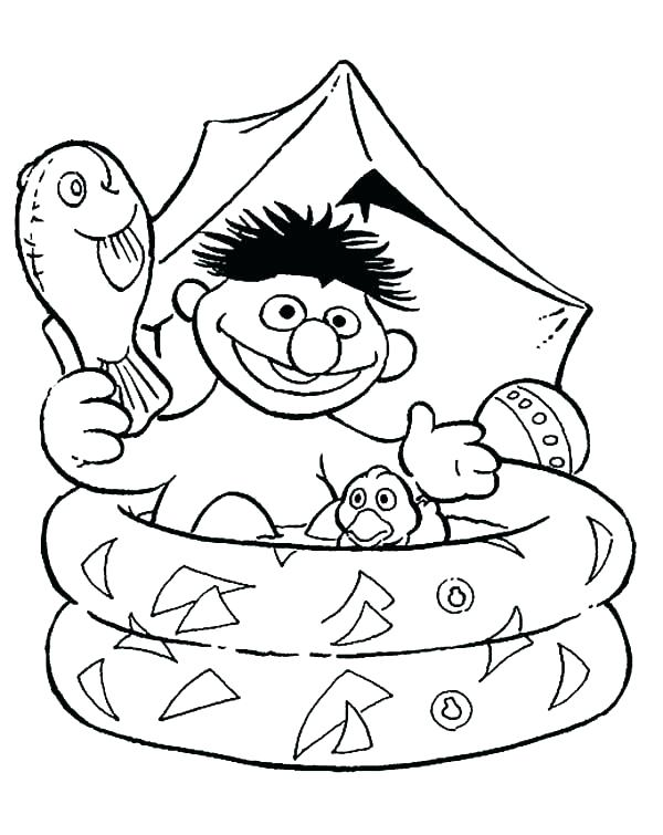600x755 Pool Coloring Pages Pool Coloring Pages Coloring House Free