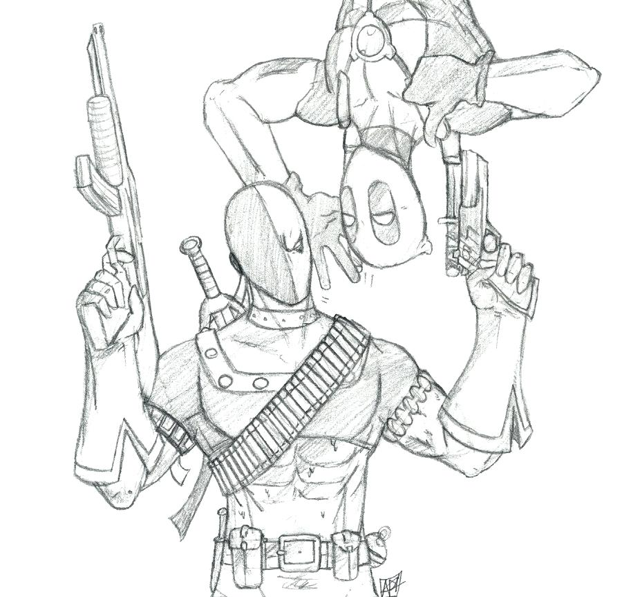 900x863 Vs Coloring Pages Many Interesting Chibi Deadpool Coloring Pages