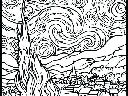 440x330 Pop Art Coloring Pages Best Pop Art Ng Pages Kids Free Pictures