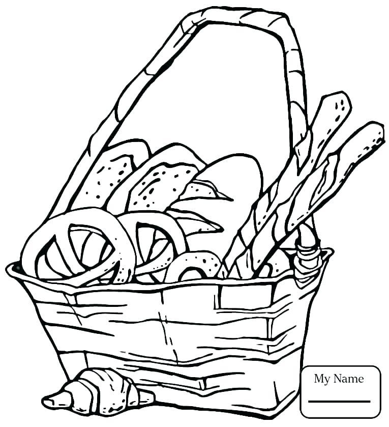 765x839 Popcorn Bag Coloring Page Popcorn Bag Coloring Page Coloring Book