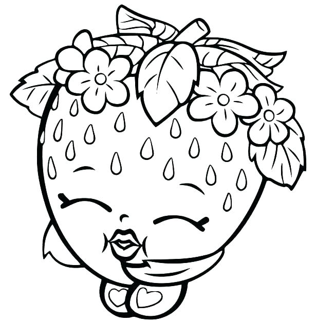 615x632 Girly Coloring Pages Popcorn Coloring Girly Coloring Pages