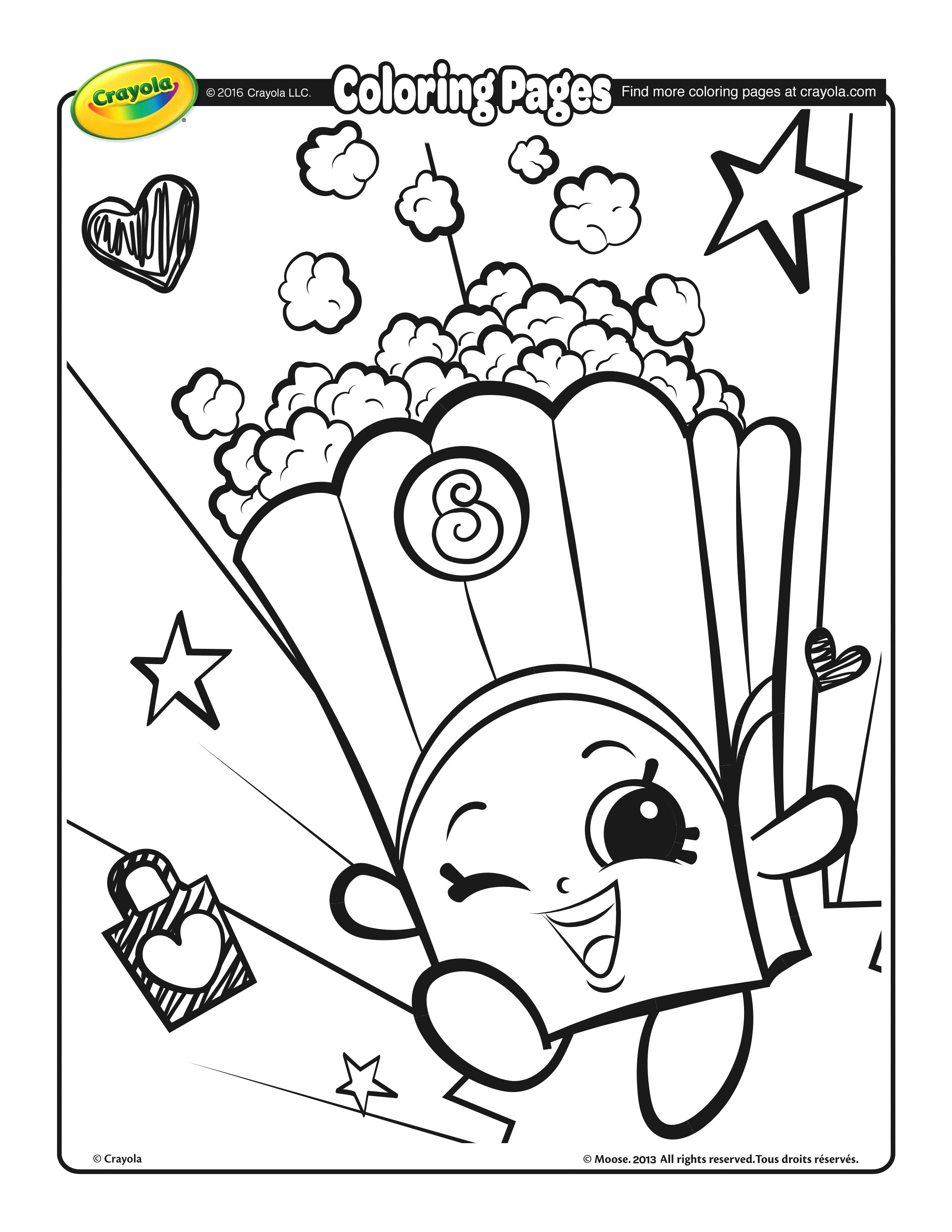 2550x3300 Inspirational Popcorn Coloring Pages Or Popcorn Coloring Pages