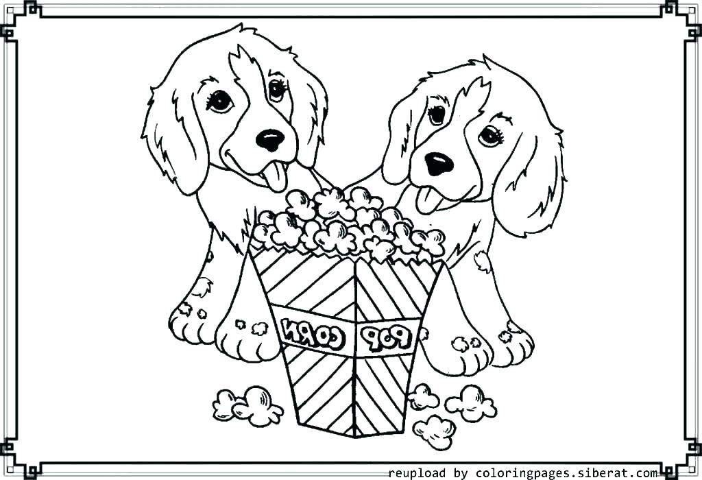 1024x700 Popcorn Coloring Pictures Girly Coloring Sheets Girly Coloring