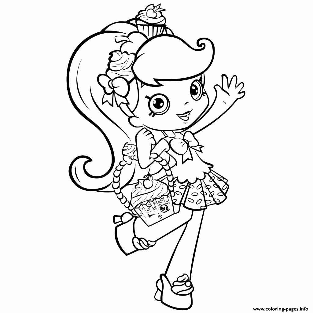 1024x1024 Popcorn Coloring Pages For Kids Pics Happy Shopkins Shoppies