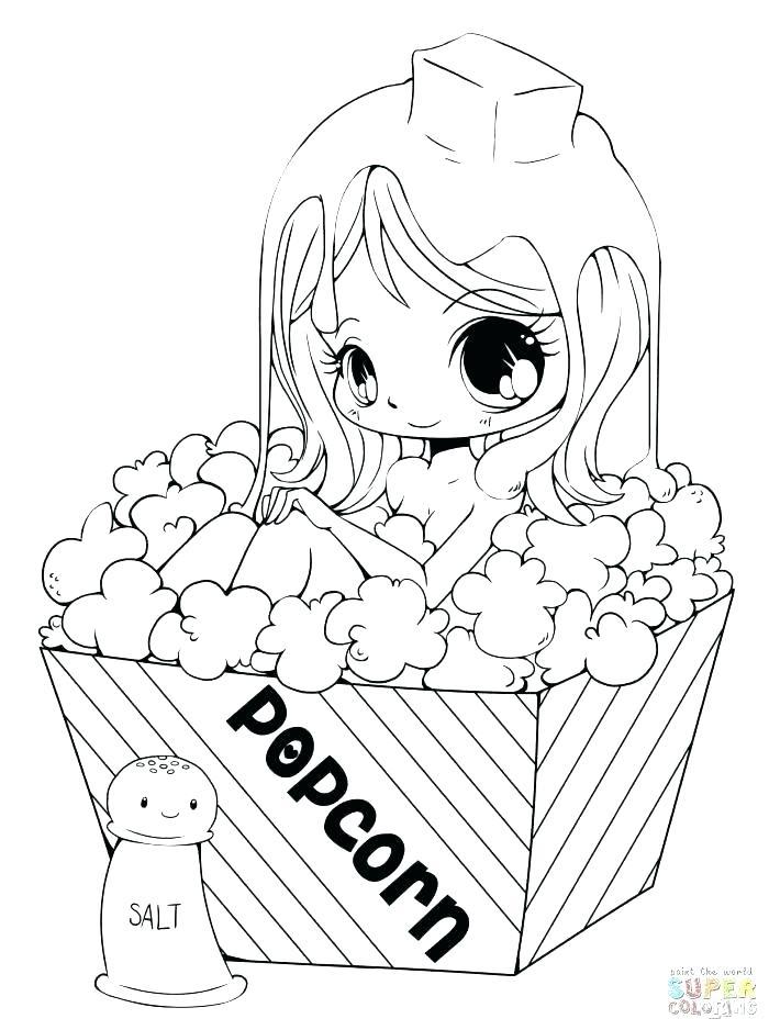 700x938 Popcorn Coloring Sheet K Coloring Pages Popcorn Box Coloring Sheet