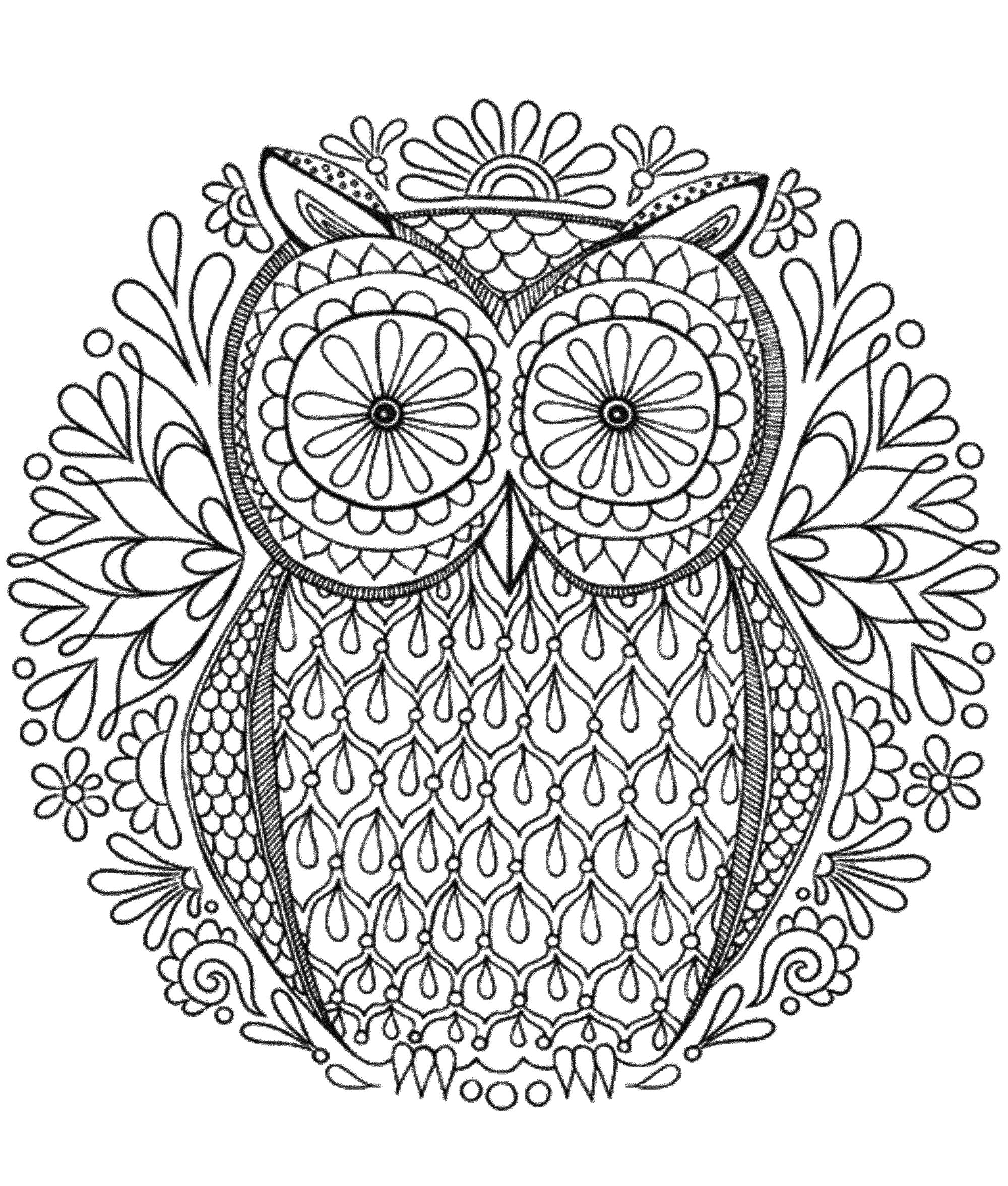 2000x2354 Our Most Popular Coloring Pages For Adults
