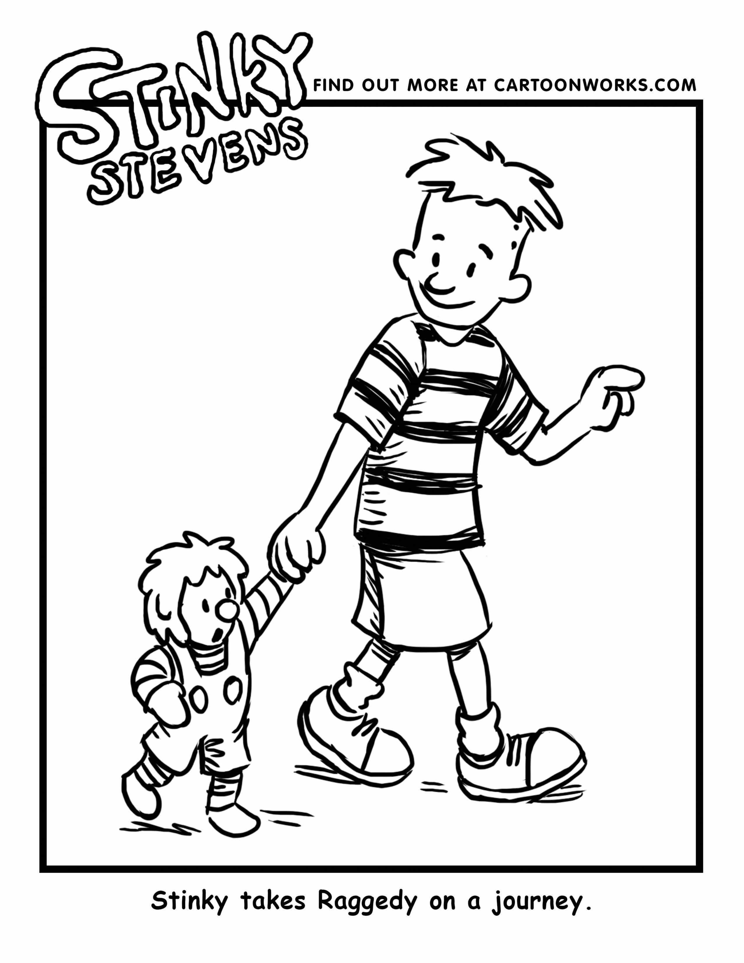 2550x3300 Stinky Stevens Official Website Home