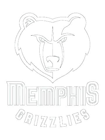 360x480 Nba Logo Coloring Pages Click To See Printable Version
