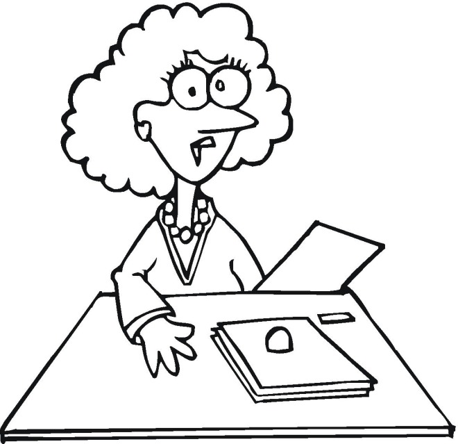 660x639 Post Office Coloring Pages Coloring Pages For Post Office Kids