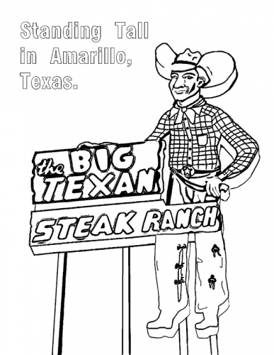 387x500 Amarillo, Texas
