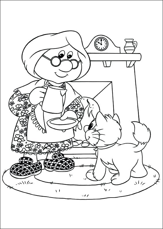 567x794 Good Wind In The Willows Coloring Pages For Postman Pat Printable
