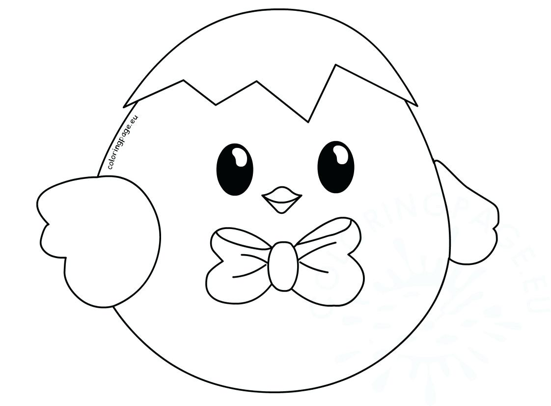 1122x826 Breakthrough Cute Baby Chick Coloring Pages Rainbow And Pot