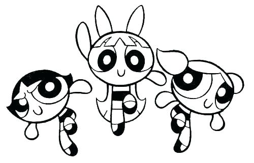 500x321 Power Puff Girls Coloring Pages Best Girls Coloring Pages Crayola