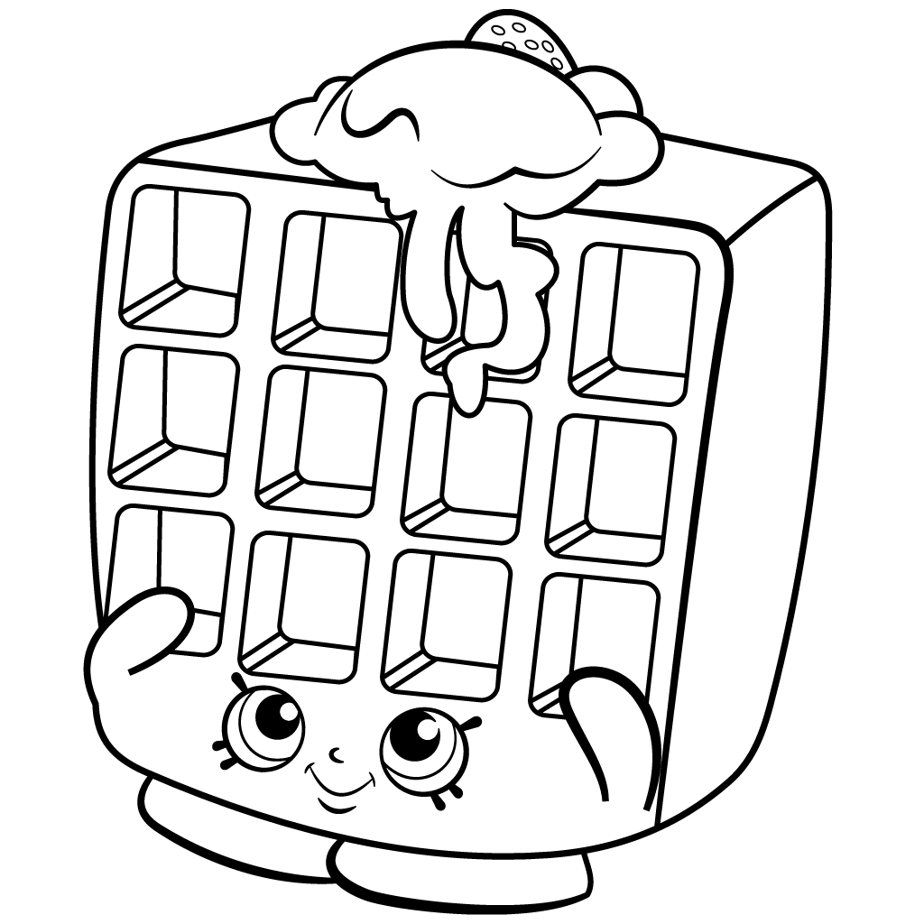 1024x1024 Powder Baby Puff Coloring Page Shopkins