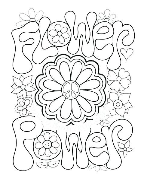 469x600 Coloring Pages Flowers Flower Coloring Books As Well As Flower
