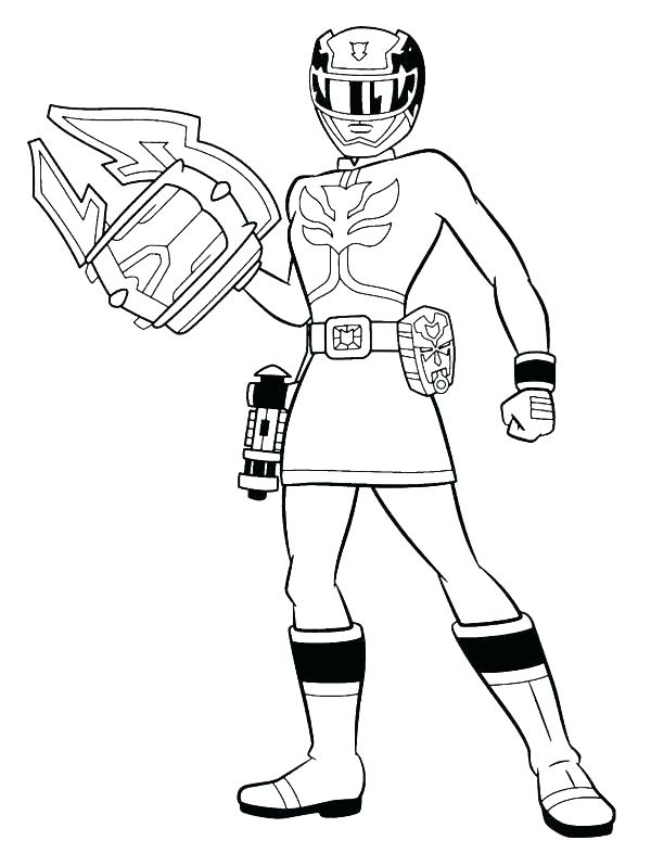 600x798 Power Ranger Coloring Pages Coloring Pages Power Ranger Printable