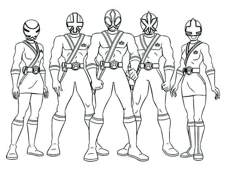 736x550 Power Rangers Jungle Fury Coloring Pages Power Ranger Coloring