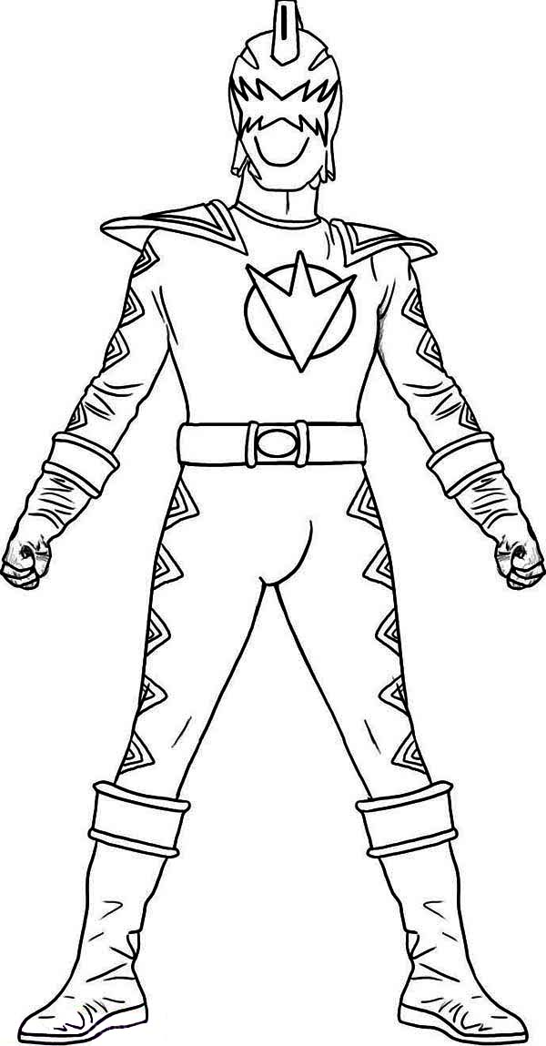 Power Rangers Coloring Pages At Getdrawings Com Free For Personal