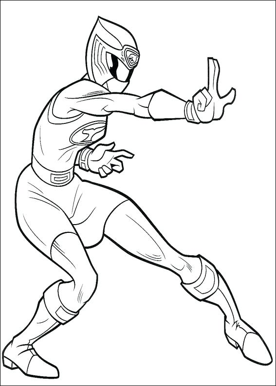 Power Rangers Dino Coloring Pages at GetDrawings | Free ...