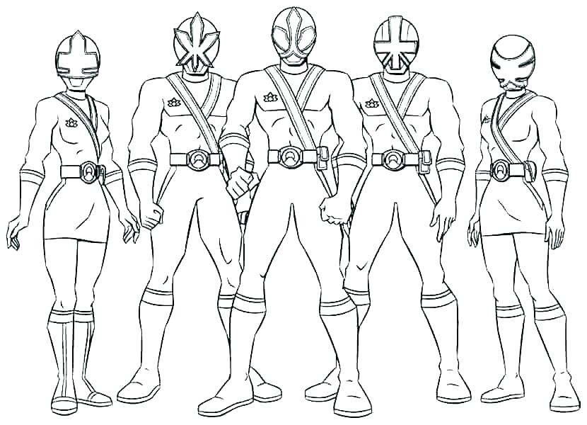 830x600 Power Rangers Coloring Pages Coloring Pages Of Power Power Rangers