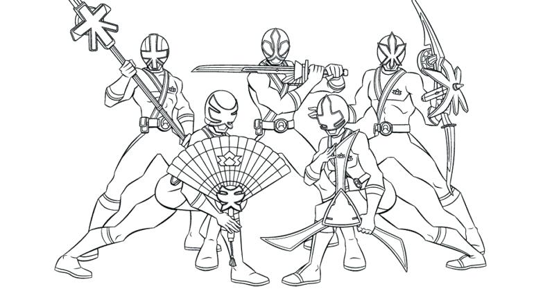 770x430 Power Rangers Coloring Pages Power Rangers Coloring Page Power