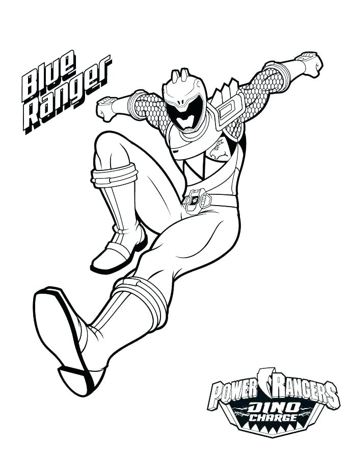 687x890 Power Rangers Coloring Pages Power Rangers Thunder Coloring Pages