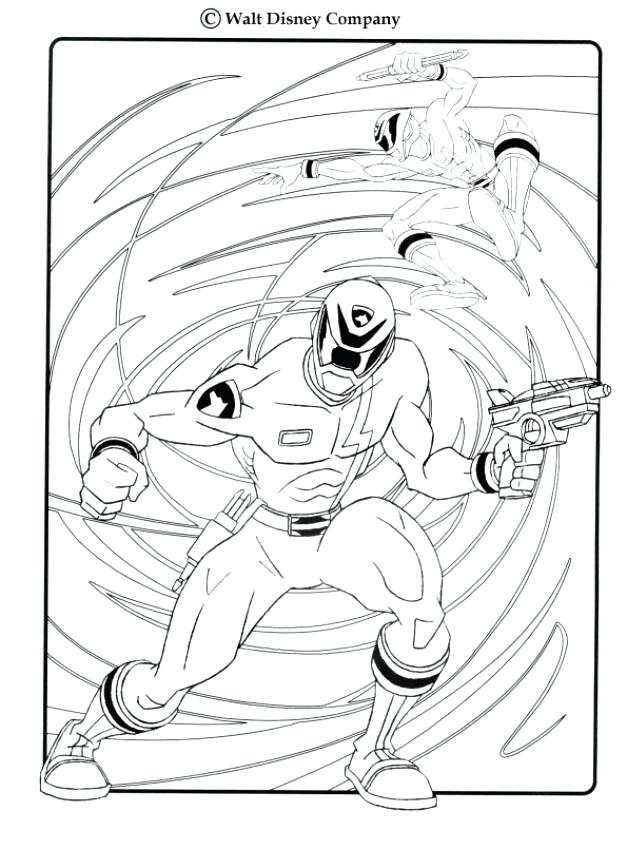627x850 Power Rangers Ninja Storm Coloring Pages Power Rangers Ninja Storm