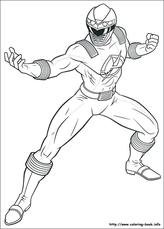 567x794 Power Ranger Jungle Fury Coloring Pages Power Rangers Coloring