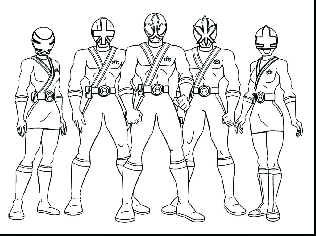 1024x765 Power Rangers Colouring Sheets Power Rangers Coloring Pages Free