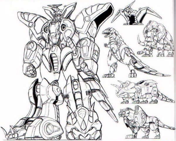 600x481 Power Rangers Jungle Fury Coloring Pages Bebo Pandco