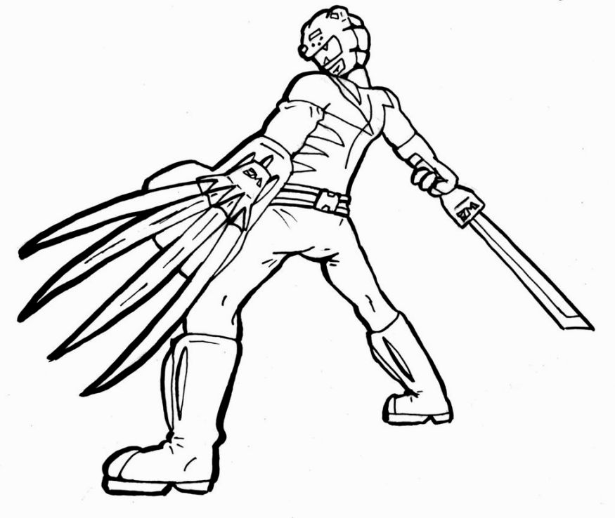 875x738 Power Rangers Jungle Fury Coloring Pages Coloring Pages