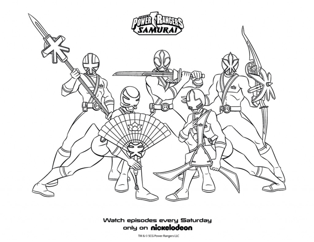 1024x791 Power Rangers Jungle Fury Coloring Pages Az Coloring Pages Power