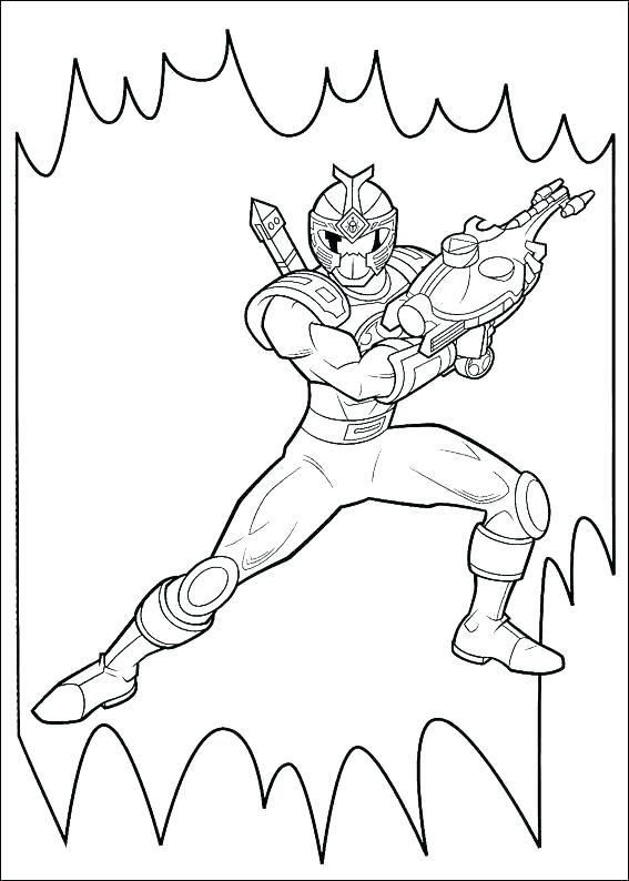 567x794 Power Rangers Jungle Fury Coloring Pages Power Rangers Coloring