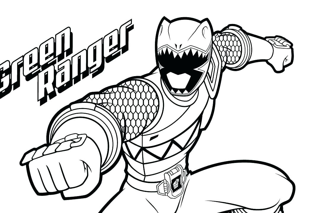 1080x719 Power Rangers Jungle Fury Colouring Pages Free Coloring Best