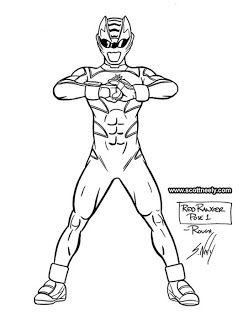 243x320 Power Rangers Jungle Fury Coloring Pages