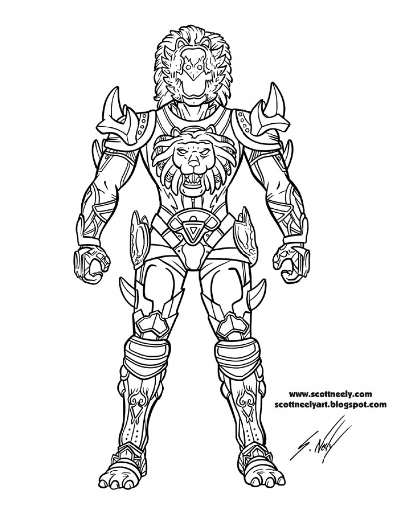 815x1024 How To Draw Power Rangers Jungle Fury Coloring Pages, Power