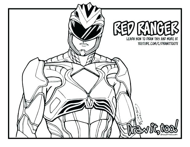 618x477 Power Rangers Megaforce Coloring Pages Power Ranger Coloring Pages