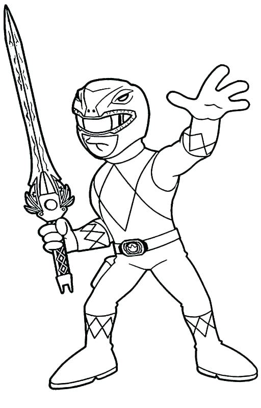 512x800 Power Rangers Megaforce Coloring Pages Power Rangers Coloring