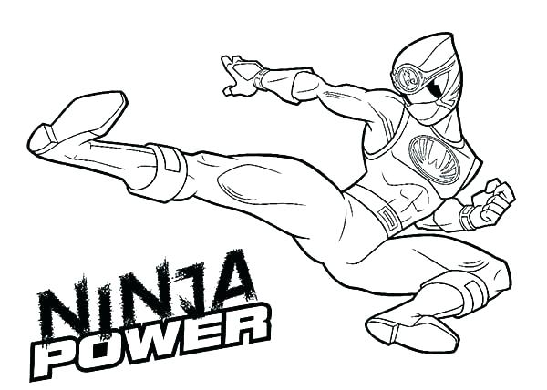 600x428 Free Power Rangers Megaforce Coloring Pages Printable Coloring