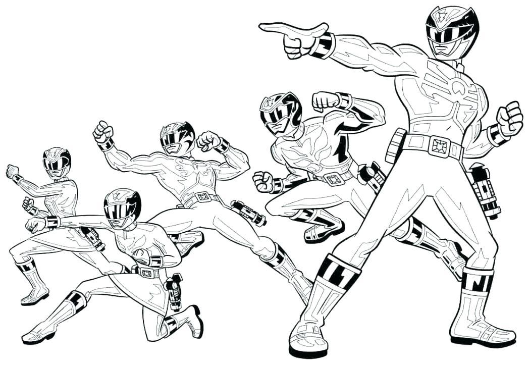 1048x723 Power Rangers Megaforce Coloring Pages Power Rangers Megaforce