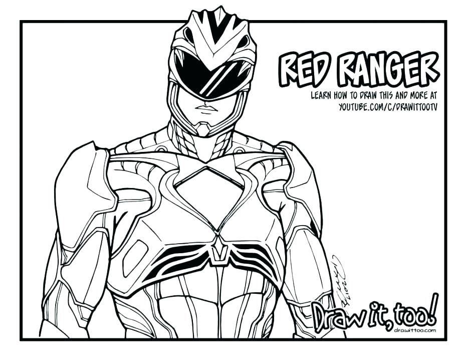 932x720 Megazord Coloring Pages Power Ranger Coloring Page Dino Charge