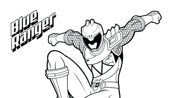 585x329 Megazord Para Colorear Power Rangers Coloring Pages Charge Free