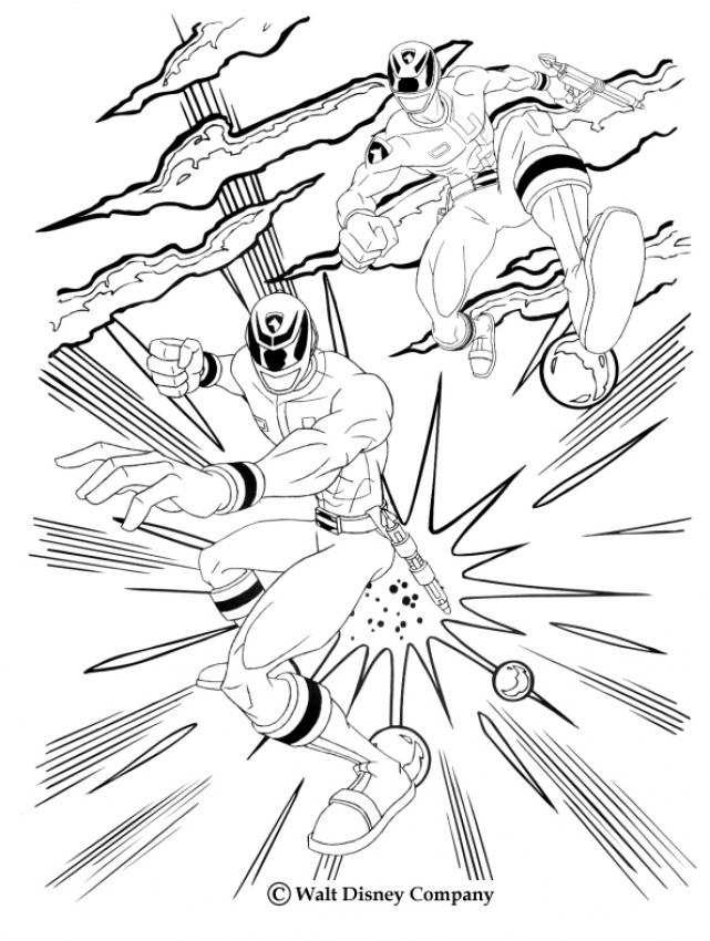 641x850 Power Rangers Coloring Pages