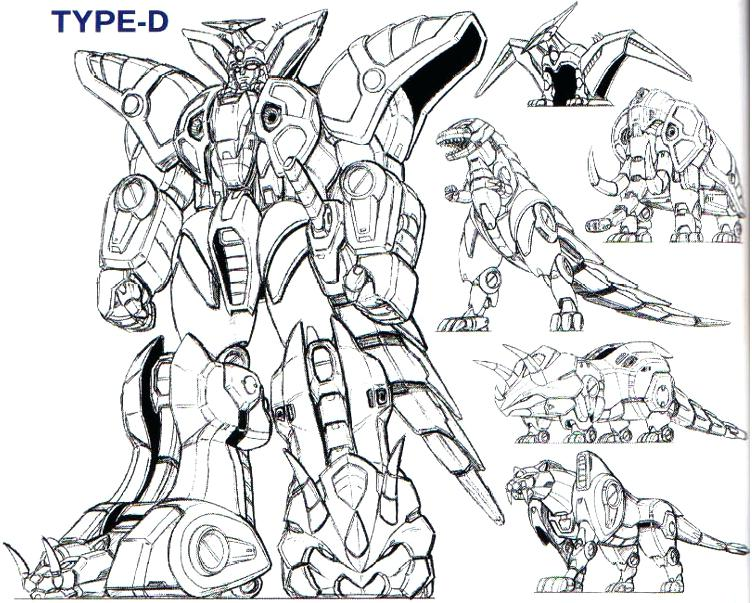 752x603 Power Rangers Megazord Coloring Pages
