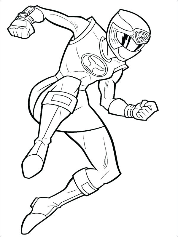 600x800 Power Ranger Colouring In Power Rangers Mystic Force Coloring