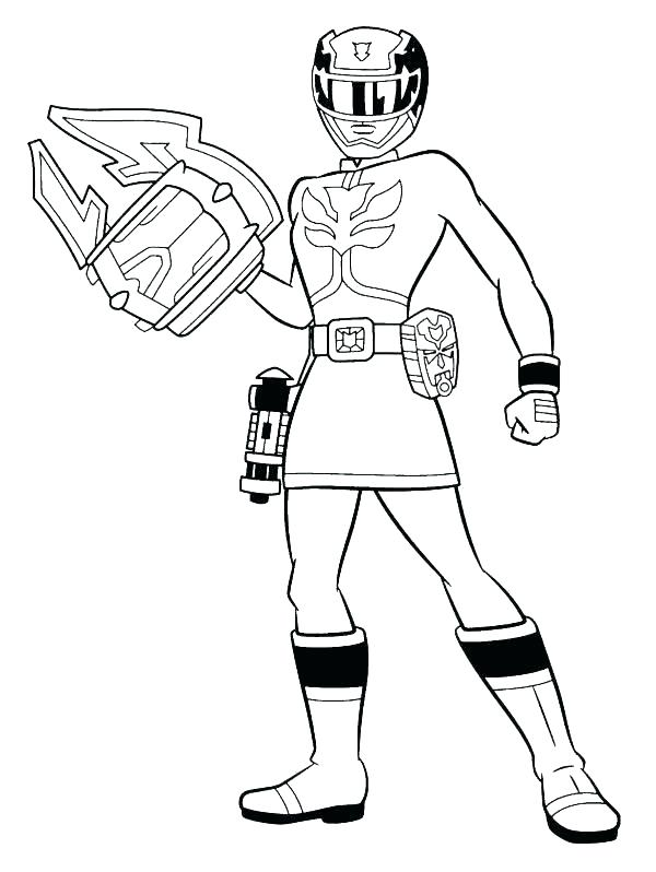 600x798 Power Rangers Wild Force Coloring Pages Power Rangers Coloring