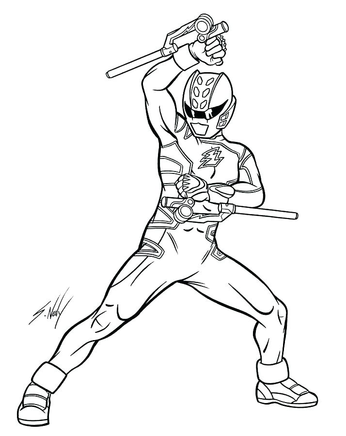 714x900 Printable Power Rangers Coloring Pages For Kids Power Rangers