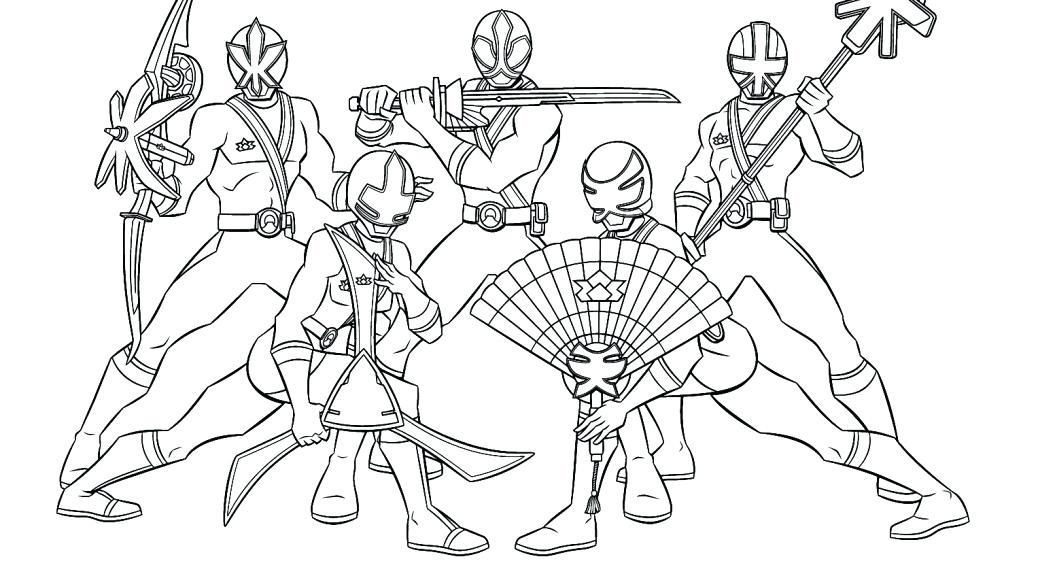 1038x576 Power Rangers Printable Coloring Pages Mighty Morphin Power