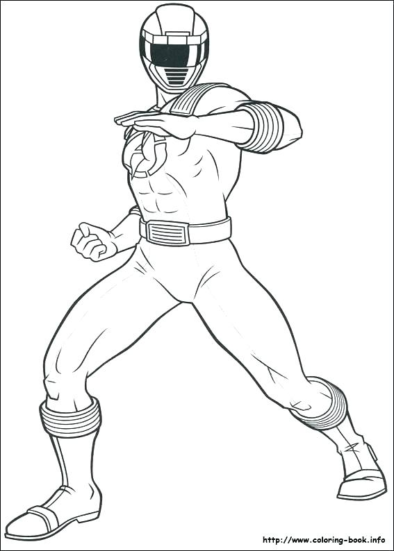567x794 Power Rangers Printable Coloring Pages Power Rangers Printable